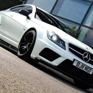 Mercedes Benz C Class C63 Black Series 2dr Auto 6.2 CARBON PACK + MUCH MORE
